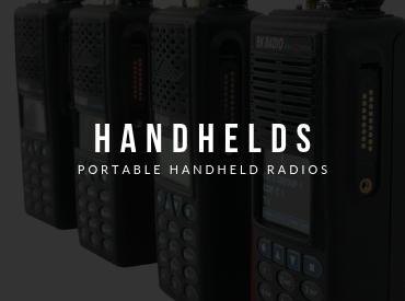 Handheld BK Radios