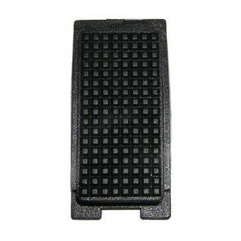 1411-50703-000 PTT Rubber Switch Boot, Molded for RELM BK Radio DPH, GPH, EPH