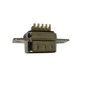 2105-50366-607 Submini DB15 Connector, for RELM BK Radio  DMH and GMH