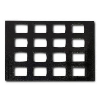 2509-40012-202 Keypad Inlay Sticker, for RELM BK Radio DPH, GPH, EPH