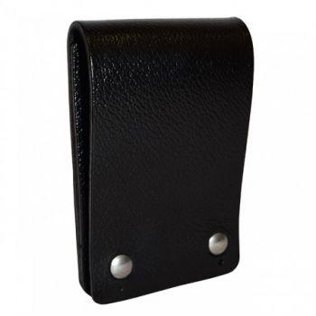 LAA0424 Leather Belt Loop with Locking Snap for DPH, GPH, EPH Bendix King Handheld Radio Holsters