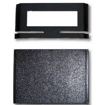 LAA0440 Metal LCD Viewing Window and Lexan Keypad Cover, Keypad Protector for RELM BK Radio DPH, GPH (Non-CMD)
