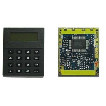LAA0654 Alpha Numeric LCD/Keypad Assy, for RELM BK Radio DPHXX and GPHXP