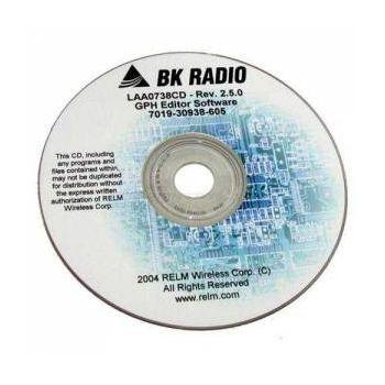 LAA0746CD Programming Software CD for Bendix King GPH5102X-CMD