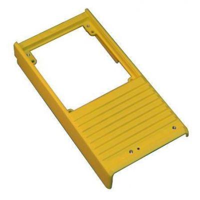 Stinger Yellow Front Radio Case - 1411-60701-204 - Yellow Metal for RELM BK Radio DPH, GPH