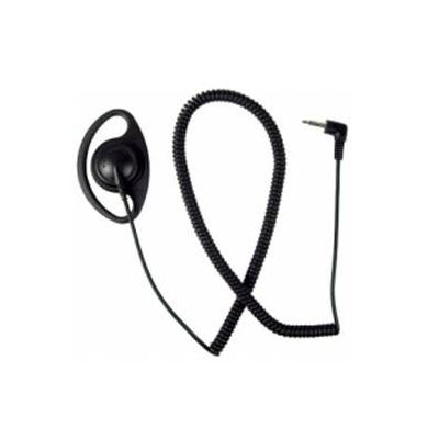 AALO9RS3D Listen Only Earpiece, D-Loop Over Ear with 3.5mm Connector