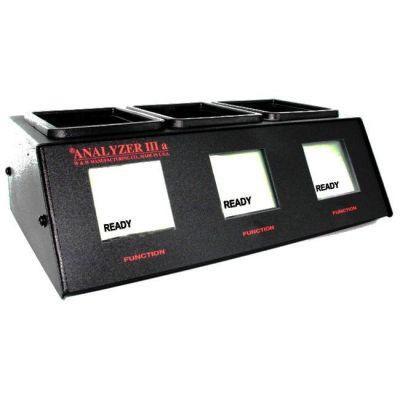 CHKNGAZWW3 Analyzer IIIa (3 Bay Battery Conditioner/Analyzer) for BK Relm Radios