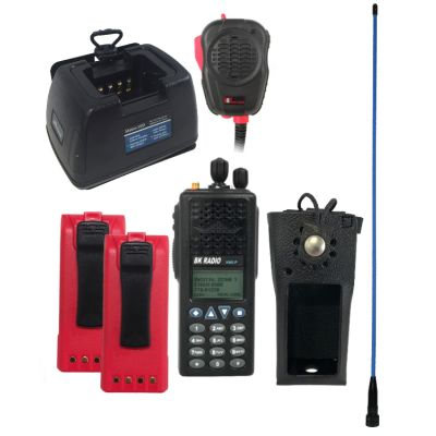 BUKNGRC - BK Radio KNG P series Cal Fire and USFS Bundle