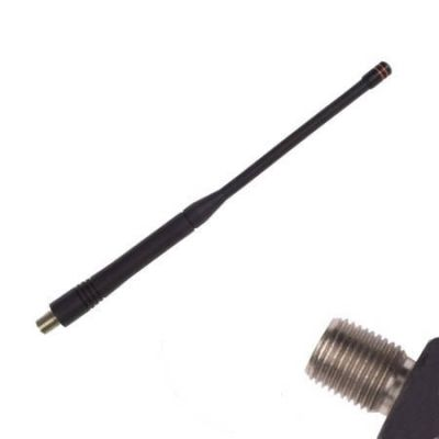 ANDPHWPTA9.5V 9.5 Inch Antenna, Laird EXH155KR - Brown Tip, VHF 150-160 MHz, KR Connector, 0db Gain for RELM BK Radio DPH, GPH