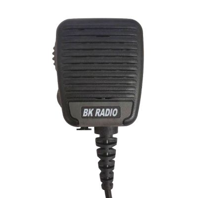 KAA0204-VCE35 Front View Bendix King submersible speaker mic for Bendix King KNG P series handheld radios