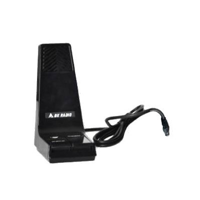 KAA0258 Desktop Microphone for RELM BK Radio KNG M