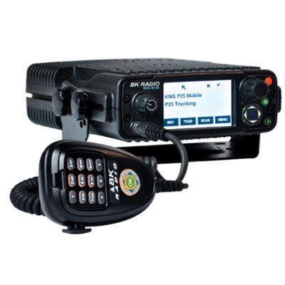 KNG Digital Dash Mount Mobile Radios