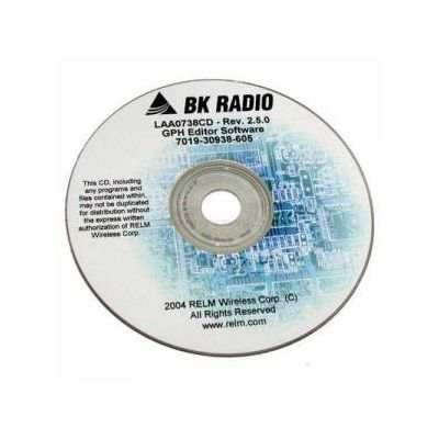 LAA0745CD Programming Software CD for Bendix King DMH5992